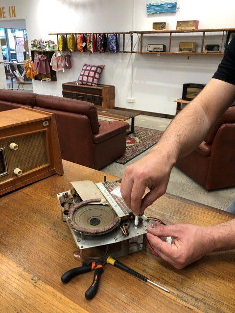 Repurposing bluetooth speaker